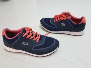 40 Zapatillas Segunda En Mano De Mujer Deportivas € Por Lacoste rqwI04Ar