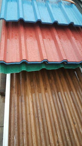 chapas para tejado