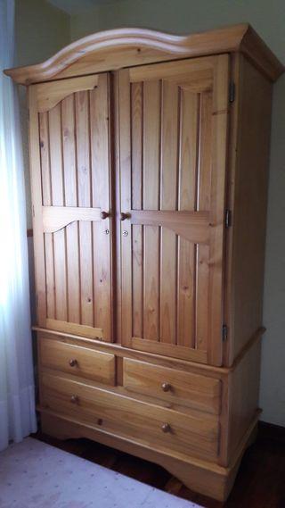 Mueble de pino de segunda mano en wallapop - Mueble de segunda mano en sevilla ...