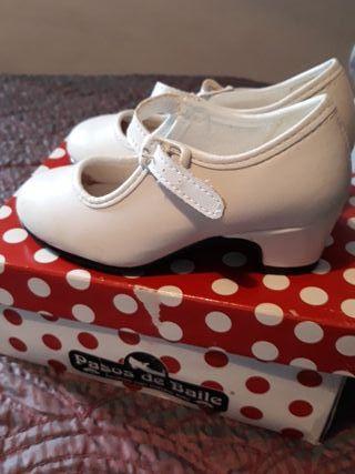 Segunda Flamenco Baile Mano Roberto Por 22 De Zapatos Garrudo Talla xg0Cdwqq5