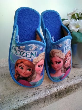 Zapatillas Frozen