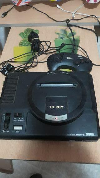 Sega Mega Drive