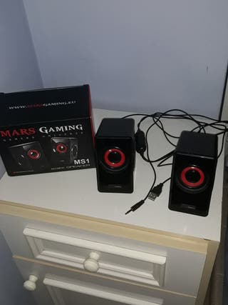 Mars Gaming MS1 Multimedia Speaker