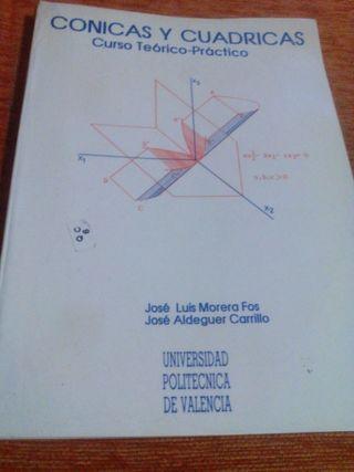 Cónicas y Cuadricas curso Teórico Práctico