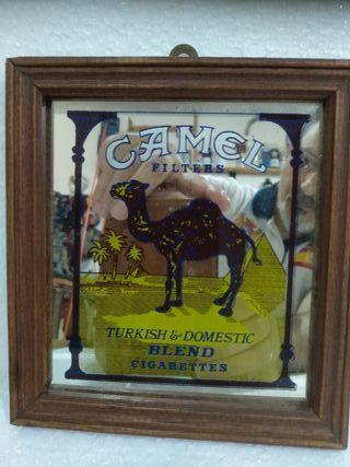 Cuadrito espejo Camel