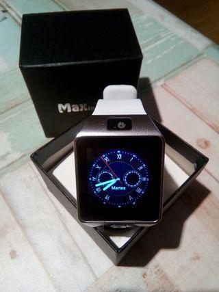 smartwatch DZ09 a estrenar