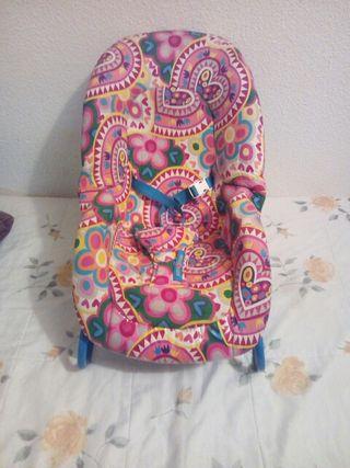 Hamaca bebe Agatha Ruiz de la Prada