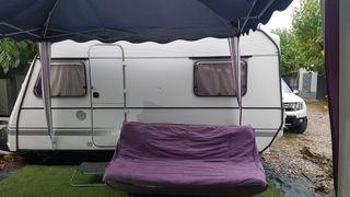 Se vende caravana