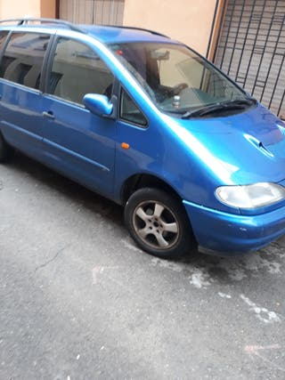 Ford galaxy 7 plasas Ford galaxy 1999