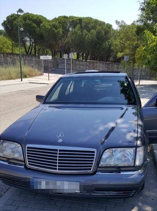 Mercedes-Benz S600 Largo V12, 394cv (año 1995)