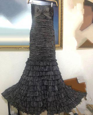 Vestido Pronovias Gris marengo