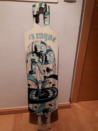 tabla skate longboard