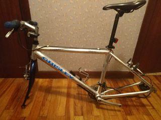 Bicicleta montaña vintage GRISLEY MEGA como nueva