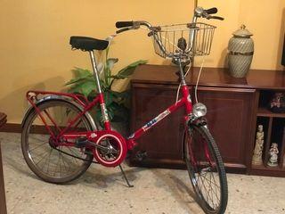 Bicicleta bh de paseo
