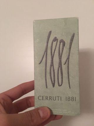 Parfum Cerruti neuf