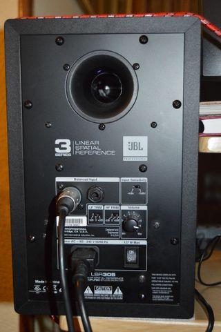 JBL lsr-305