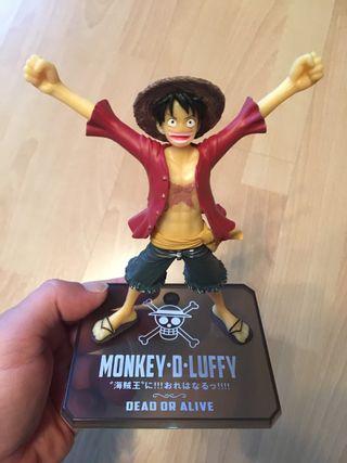 "Figura Luffy ""one piece"""