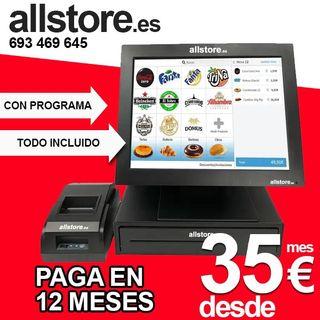 TPV con programa todo incluido desde 35€/mes