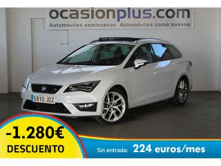 SEAT Leon ST 1.4 TSI ACT Style Connect Blue DSG-7 110 kW (150 CV)