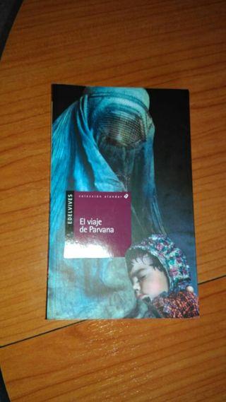 El viaje de Parvana (Descuento por saga completa)