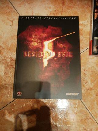 guía resident evil capcom