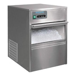 Máquina de hielo bajo mostrador en 12 cuotas