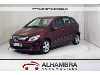 Mercedes-Benz Clase B 200 CDI 5P