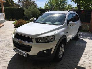 Chevrolet Captiva 2.2VCDI LT FWD (NUEVO MODELO)
