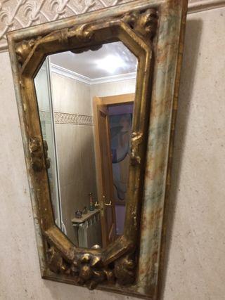 Espejo de segunda mano en albacete en wallapop for Espejos segunda mano barcelona