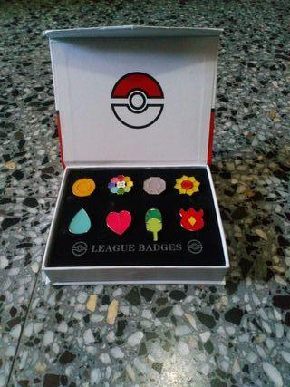 Pins Gimnacio Pokemon