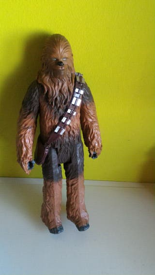 Figura de Chewbacca de star wars