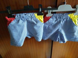 Pantalón uniforme guarderia Caramelo