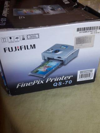 Impresora fotográfica Fujifilm