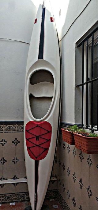 Kayak Artesanal de fibra