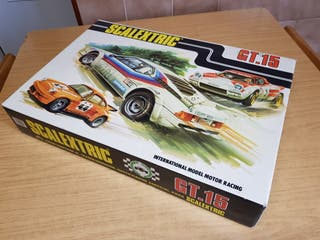 SCALEXTRIC GT 15