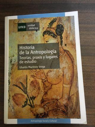 HISTORIA DE LA ANDROPOLOGIA