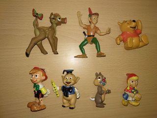 Figuras Disney comics spain PVC cuentos infantil