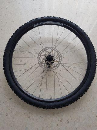 rueda bici