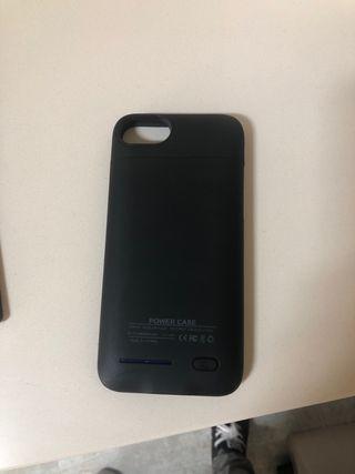 Funda cargador iPhone