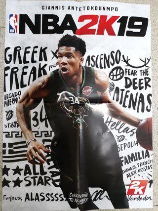 Poster NBA 2K19