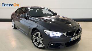 BMW SERIE 4 420d coupé 140KW (190CV) 2P manual