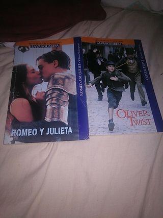 Oliver Twist y Romeo y Julieta