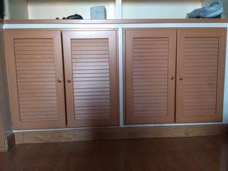 puertas de armario de salon