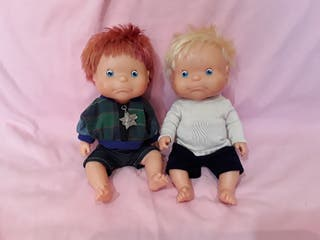 muñeco sexado MALO de FAMOSA 2€ c/u