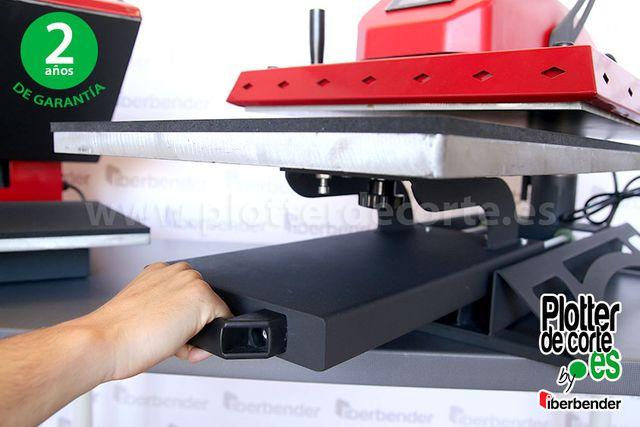 plancha transfer vinilo sublimacion 40x50 giratori