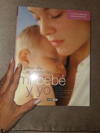 Libro MI BEBÉ Y YO