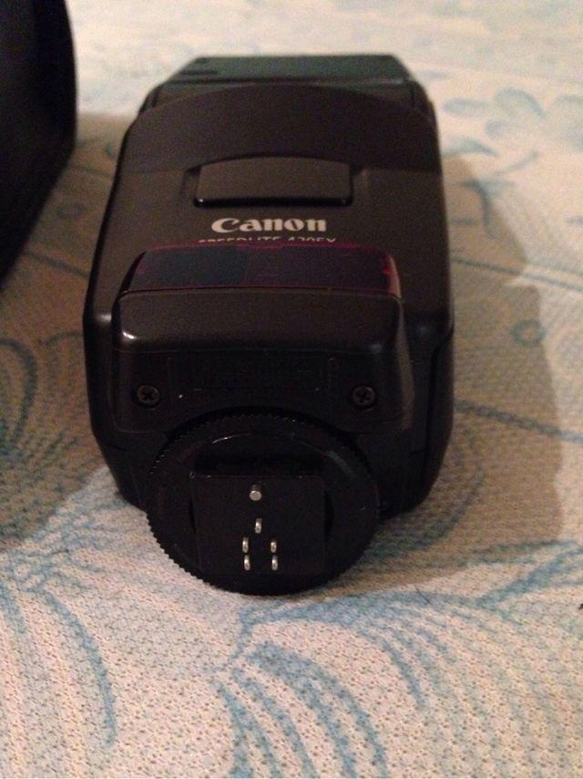 flash canon externo