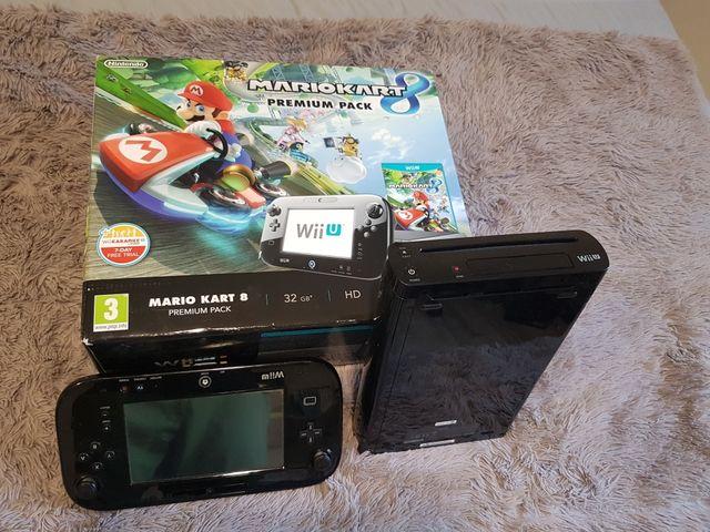 Nintendo Wii U Con Juegos Y Accesorios De Segunda Mano Por 190 En