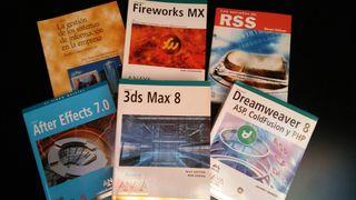 Lote libros informatica