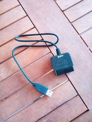 adaptador mandos ps2 a usb
